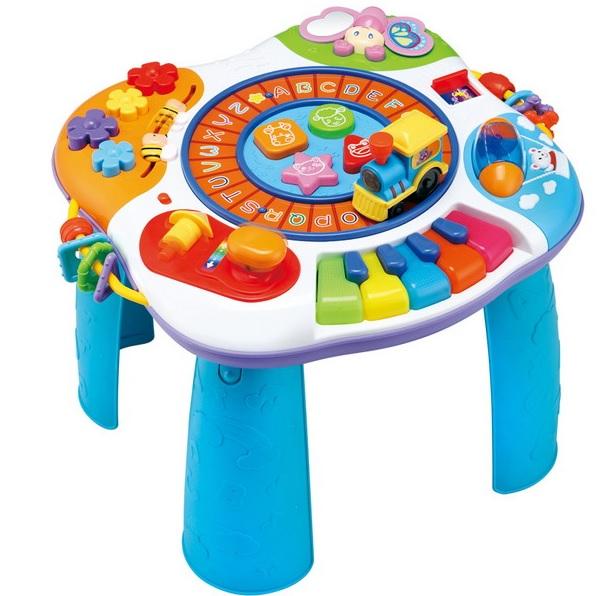 โต๊ะกิจกรรม Learning Table Winfun ของแท้ ส่งฟรี