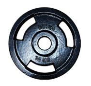 แผ่นน้ำหนักเหล็ก : SK Fitness ขนาดรู 2 นิ้ว