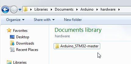 การติดตั้ง STM32 Arduino ใช้งานร่วมกับ Arduino IDE - ArduinoTechs