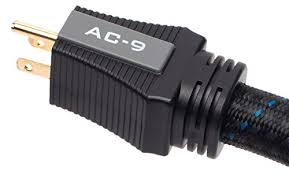 Pangea AC-9 MK II Power Cable