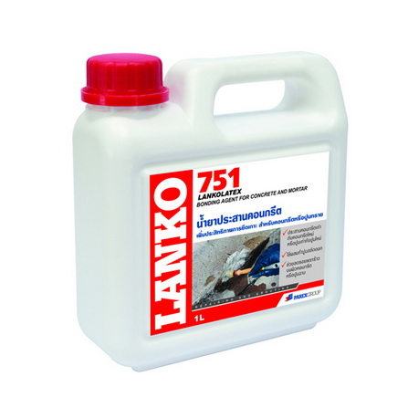 LANKO 751 น้ำยาประสานคอนกรีต (1 ลิตร)