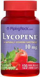 ป้องกันการเกิดโรคหลอดเลือดแข็งตัว ( ไลโคปีน ) 10 mg | 120 แคปซูลเหลว