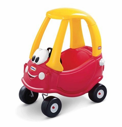 รถ มินิ คูเป้ จากแบรนด์ดัง Little Tikes รุ่นฉลองครบรอบ 30ปี ยอดฮิต สี แดง เหลือง