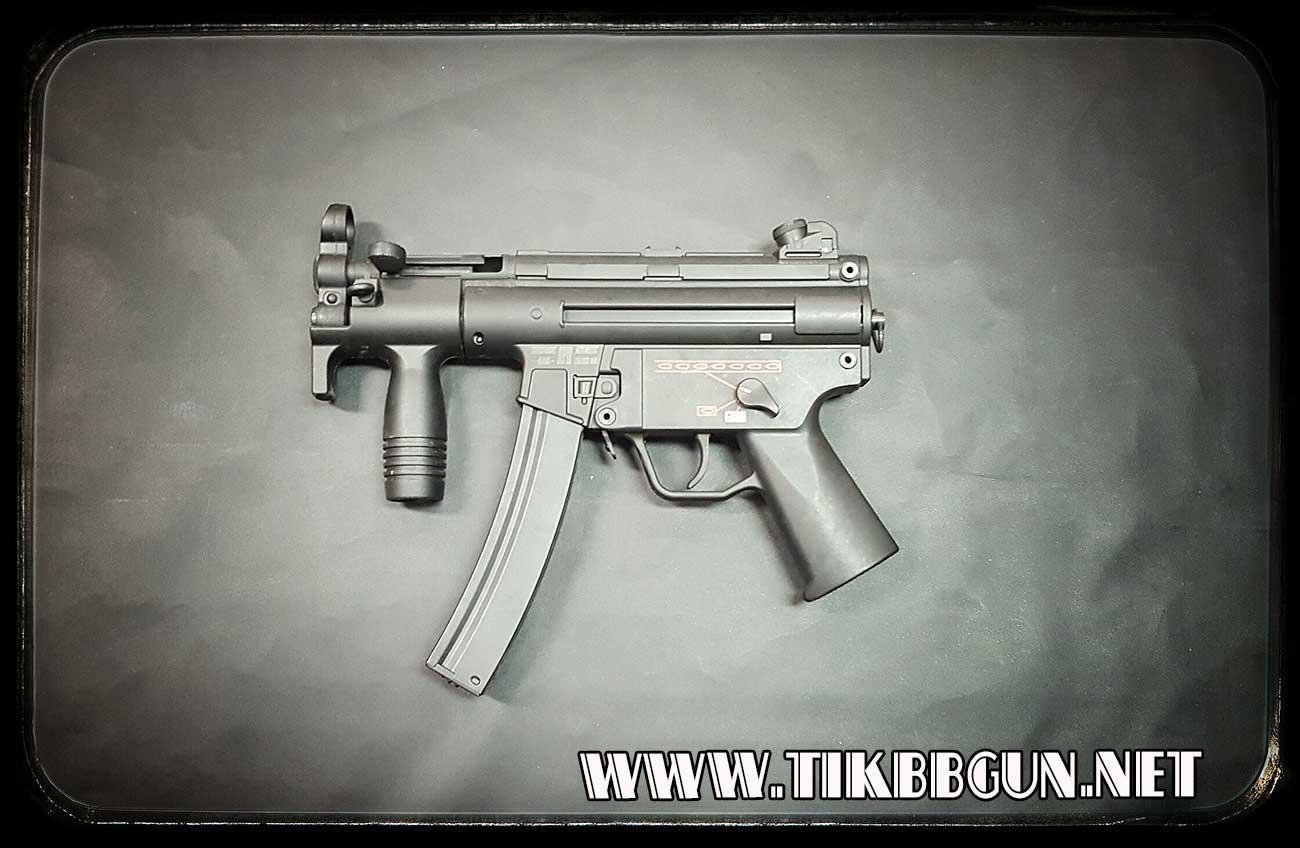 ปืนไฟฟ้ารุ่น MP5K บอดี้พลาสติก