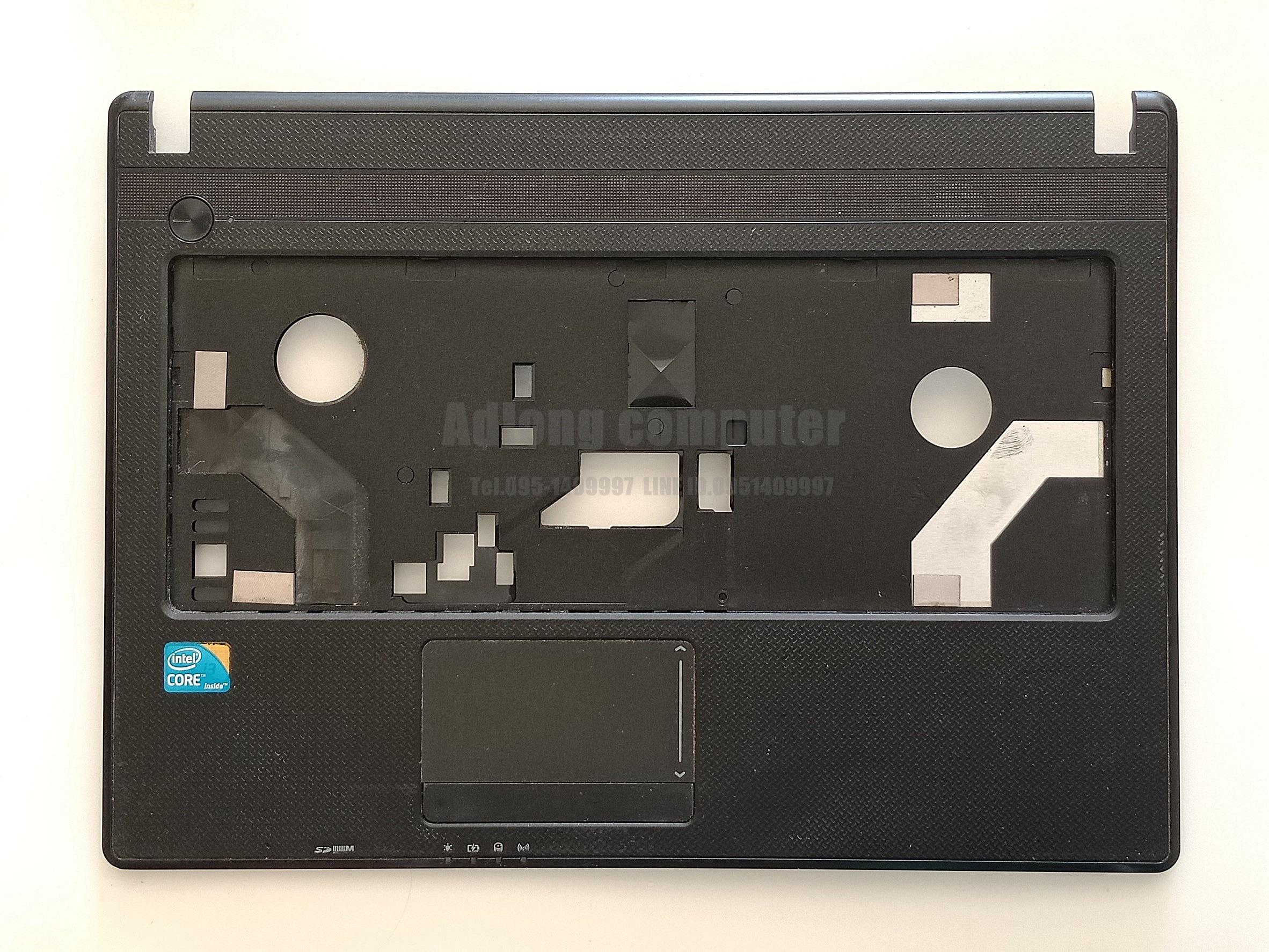 บอดี้บนโน๊ตบุ๊ค Acer aspire 4738
