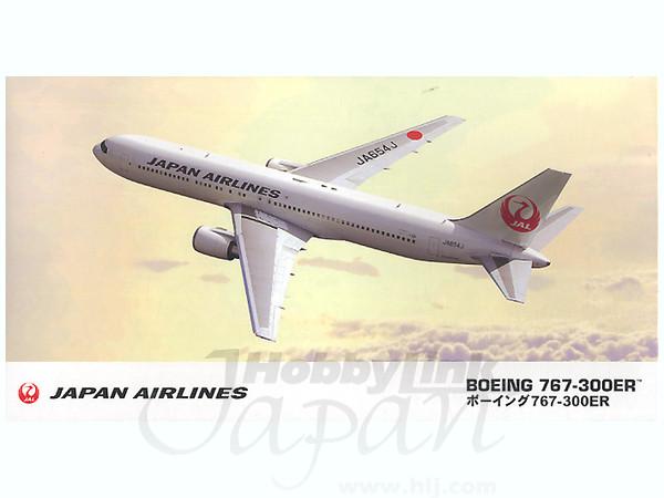 1/200 JAL Boeing 767-300ER Japan Airline จาก Hasegawa