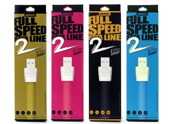 สายชาร์จ iPhone 5,6 Remax Full speed 2