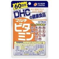 DHC Multi Vitamin 30 วัน วิตามินรวม 13 ชนิด เพื่อผิวสุขภาพดี ไม่มีสิว