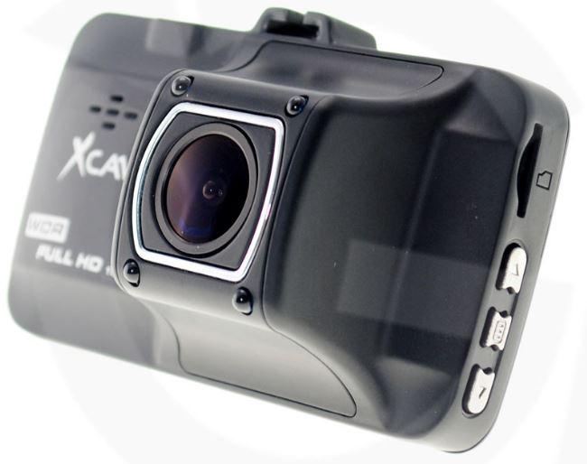 Xcam กล้องติดรถยนต์ X838