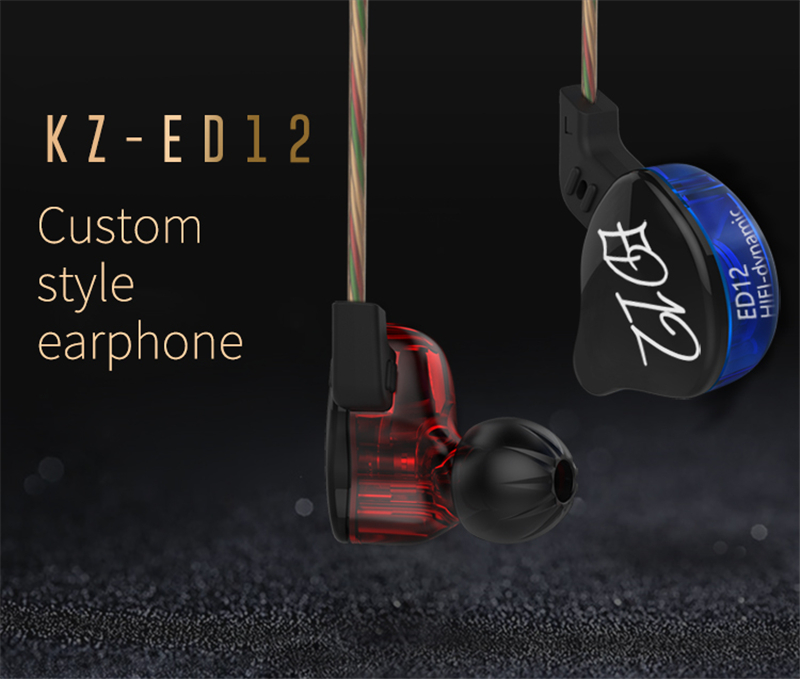 Kz ED12 / Mic