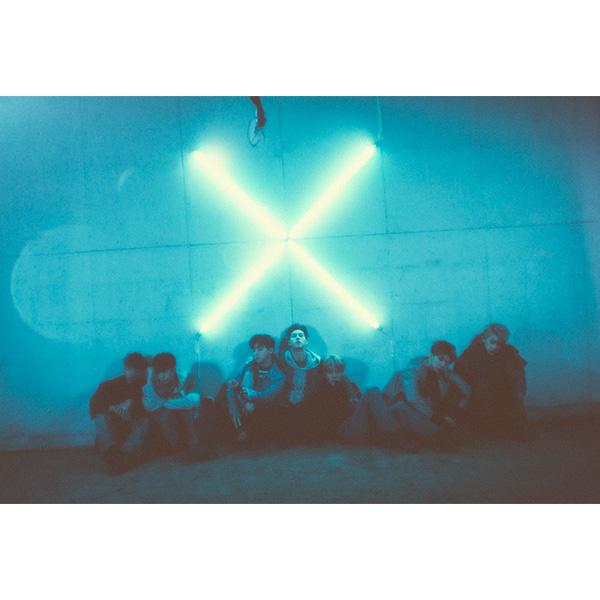 MONSTA X - Mini Album Vol.3 [THE CLAN 2.5 PART.1 LOST] Lost Ver