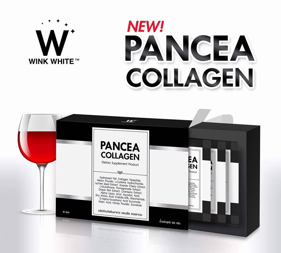 Pancea Collagen แพนเซีย คอลลาเจน ฉีกกฎของเวลา บอกลาความเหี่ยวย่นและความหมองคล้ำ ด้วยแพนเซีย คอลลาเจน