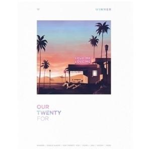 WINNER - SINGLE ALBUM [OUR TWENTY FOR] หน้าปก FOR DREAM