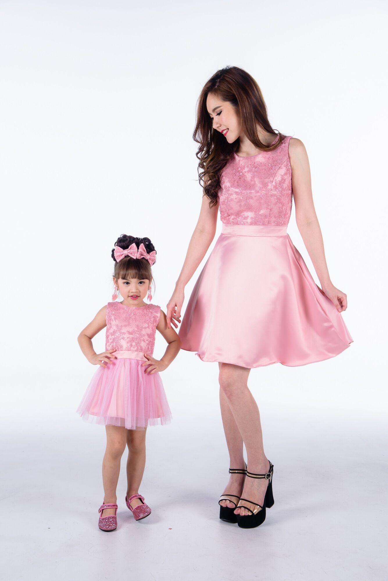 Premium Princess - สีชมพูกุหลาบ