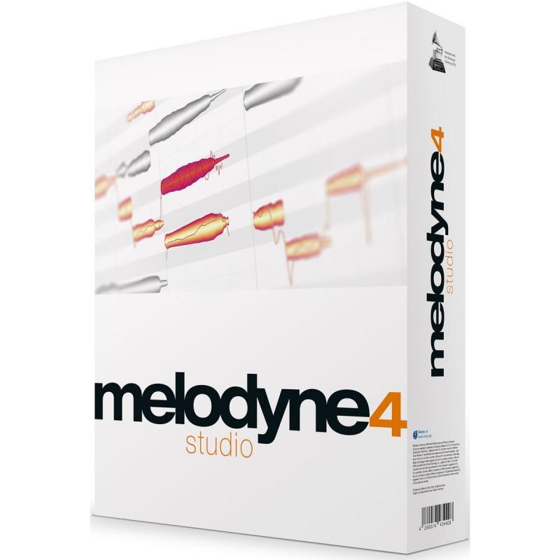 Celemony Melodyne Studio 4 v4.0.4.004