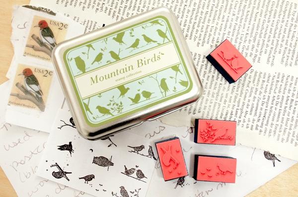 ตัวปั๊มนก Mountain Birds
