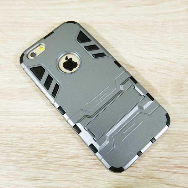 เคสไอโฟน 6/6S NEX2 สีเทา