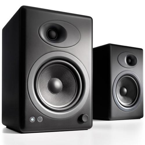 ลำโพง Audioengine A5+ สีBlack