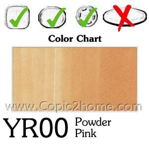YR00 - Powder Pink