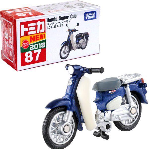 Tomica No.87 Honda Super Cub