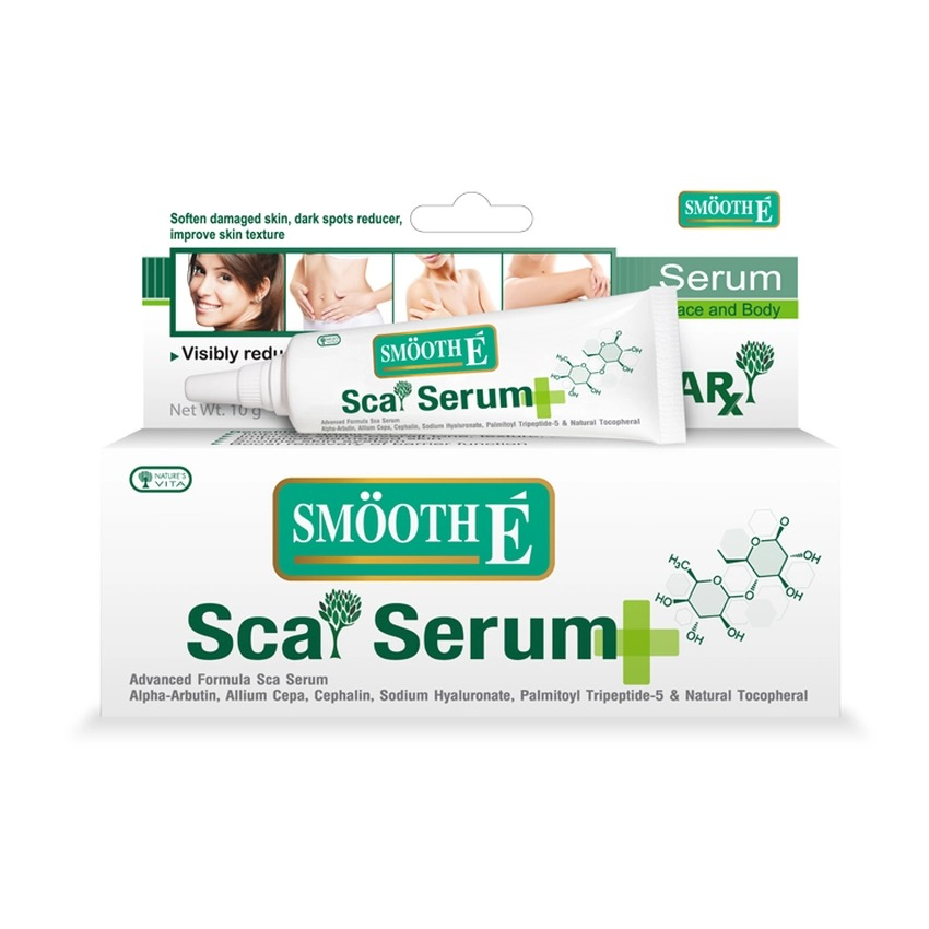 Smooth E Sca Serum Face and Body 10 gm