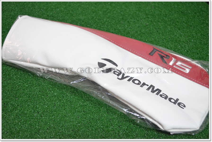 HEADCOVER TAYLORMADE R15 DRIVER
