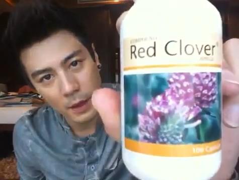 Red Clover Plus ( เรด โคลเวอร์ พลัส ) ปริมาณ 100 แคปซูล