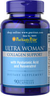 Puritan's Pride - Ultra Woman Collagen Support 90 Capsules