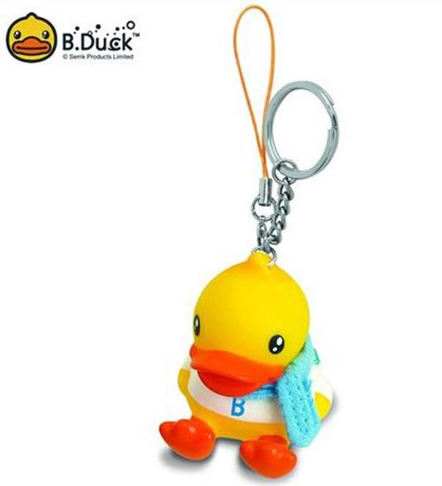 พวงกุญแจ B.Duck ชุดฤดูหนาว (ช)
