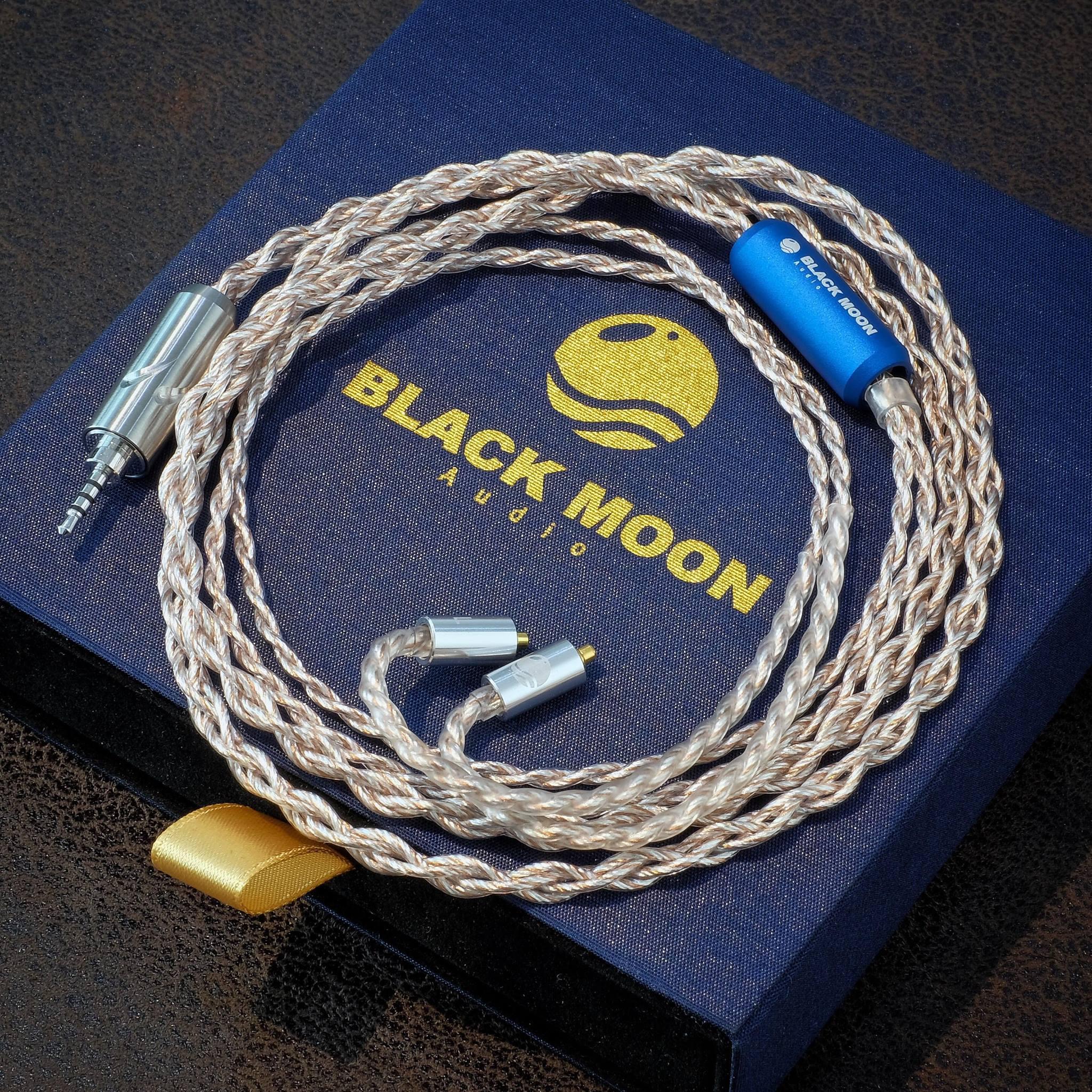 สาย Black Moon Audio Venus MMCX / 3.5 mm.