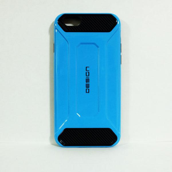 เคสไอโฟน 6/6S design สีฟ้า