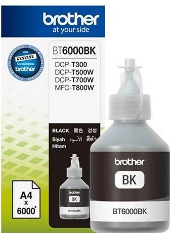 BROTHER INK BOTTLE BT-6000BK สีดำ
