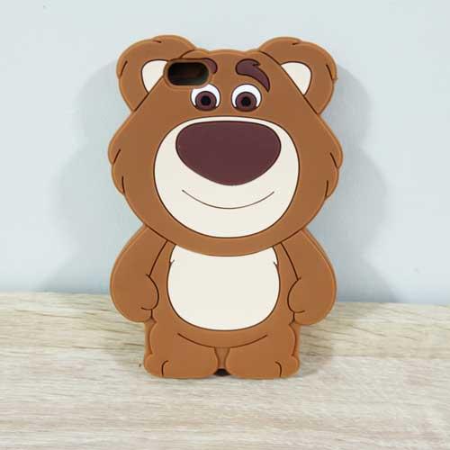 เคสไอโฟน 6/6s หมีน้อย