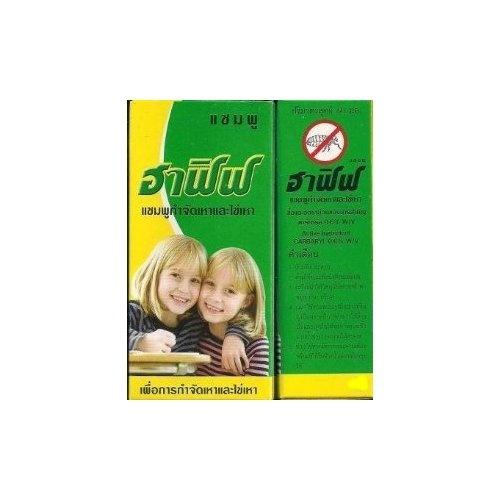 Hafif Anti-Lice Shampoo 50 ml ฮาฟิฟ แชมพูกำจัดเหา 50มล.