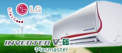 LG (Inverter V Plasmaster)