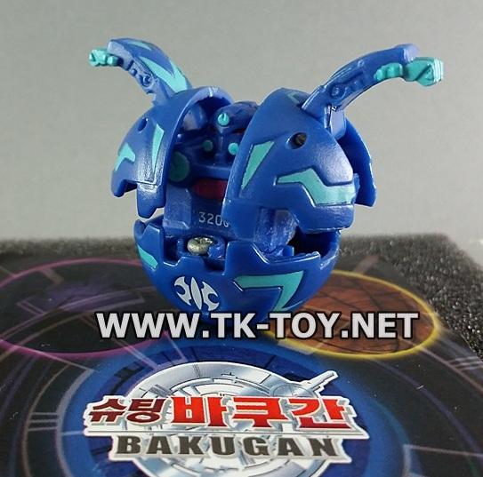 [บาคุกัน] Bakugan Battle Brawlers Aquos Robotallion