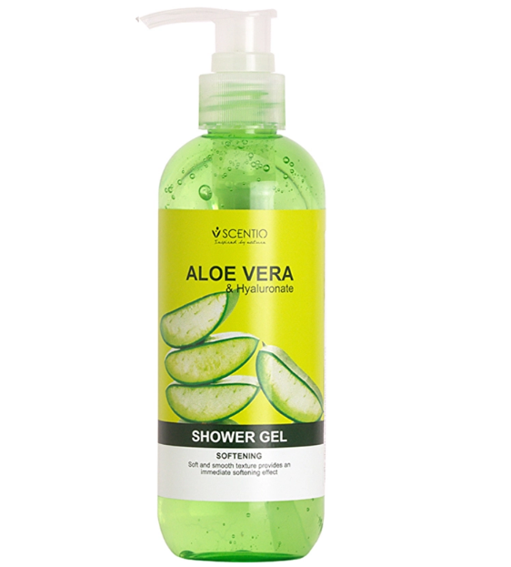 Beauty Buffet Scentio Aloe Vera & Hyaluronate Shower Gel
