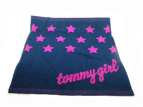 ผ้าเช็ดหน้าขนหนู Tommy Girl จากนิตยสาร PS