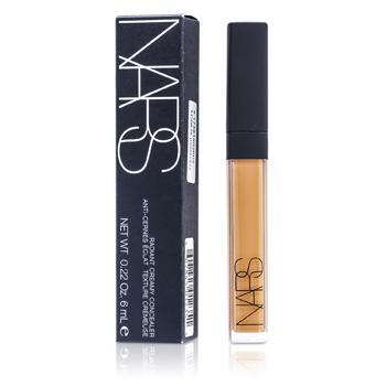 NARS Radiant Creamy Concealer สี GINGER(ขนาดปกติ6 ml. มีกล่อง) คอนซีลเลอร์เนื้อครีมอณูเม็ดสีเข้มข้น ให้การปกปิดริ้วรอยและจุดด่างดำได้อย่างแนบเนียน