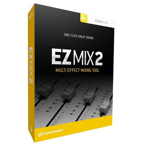 Toontrack EZmix 2 v2.0.8 and ALL Expansions Pack