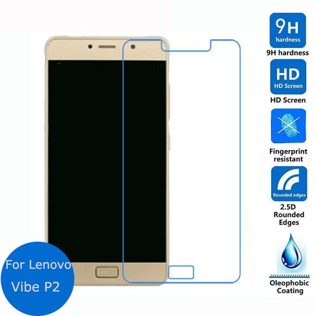 ฟิล์มกระจกนิรภัย 9H 2.5D (Lenovo P2)