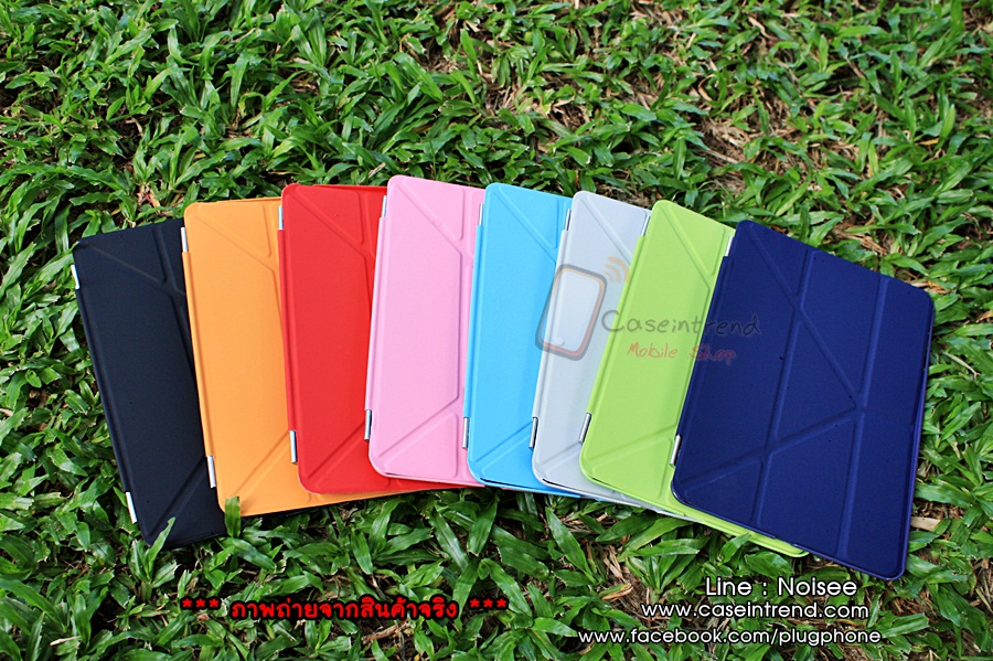 เคส iPad mini 1/2/3 - Smart Cover Y-style