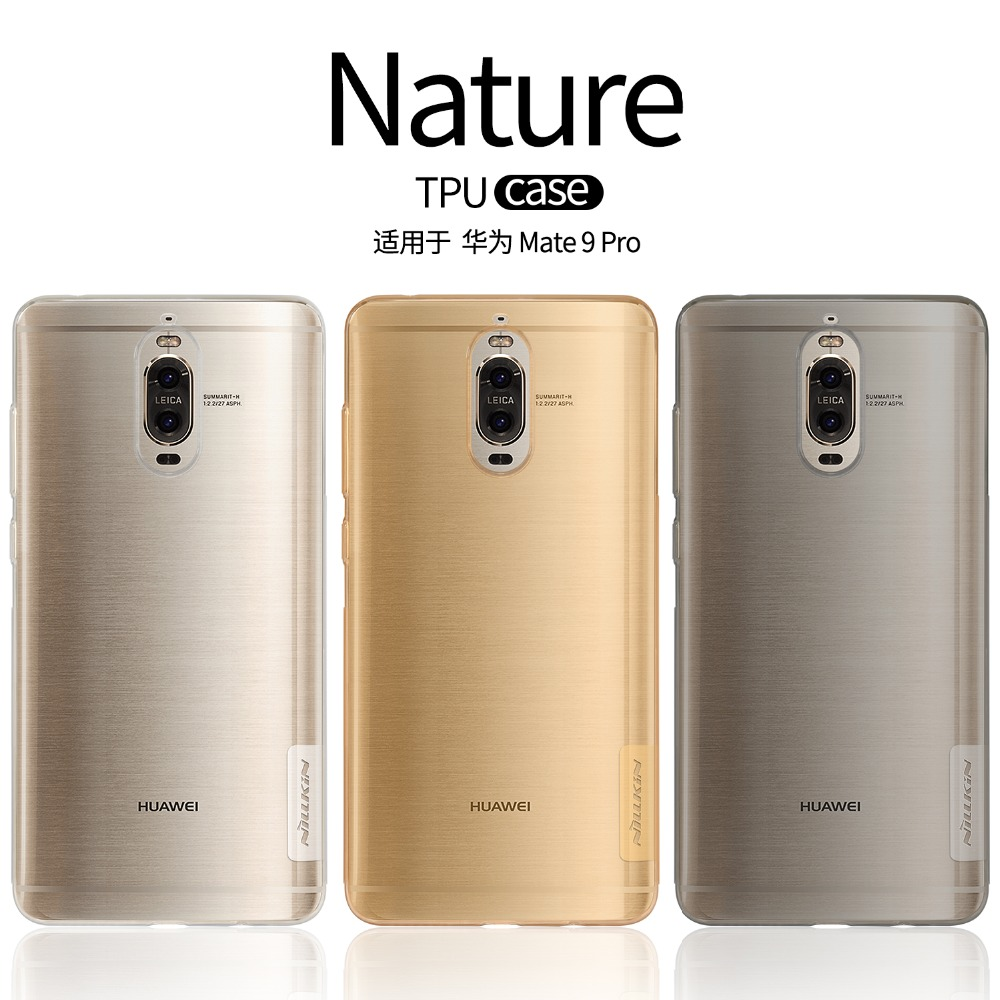 Nillkin Nature TPU Case (Huawei Mate 9 PRO)
