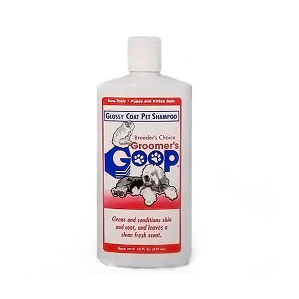 Goop Shampoo แชมพูเกรด Super Premium