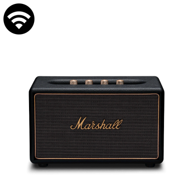 ลำโพง Marshall Acton Wireless สีBlack