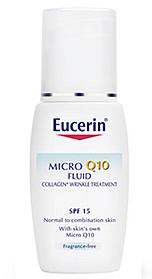 Eucerin Micro Q10 Fluid SPF15