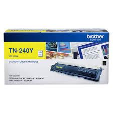 BROTHER TONER TN-240Y สีเหลือง