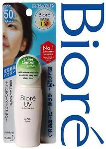 Biore UV Perfect Face Milk SPF50/PA+++ 30 ml.