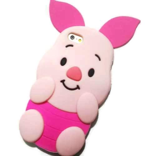 เคสซิลิโคน ไอโฟน 5/5s เคสพิกเล็ต