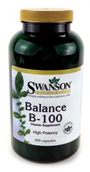 Swanson Premium Balance B-100 300 Capsules